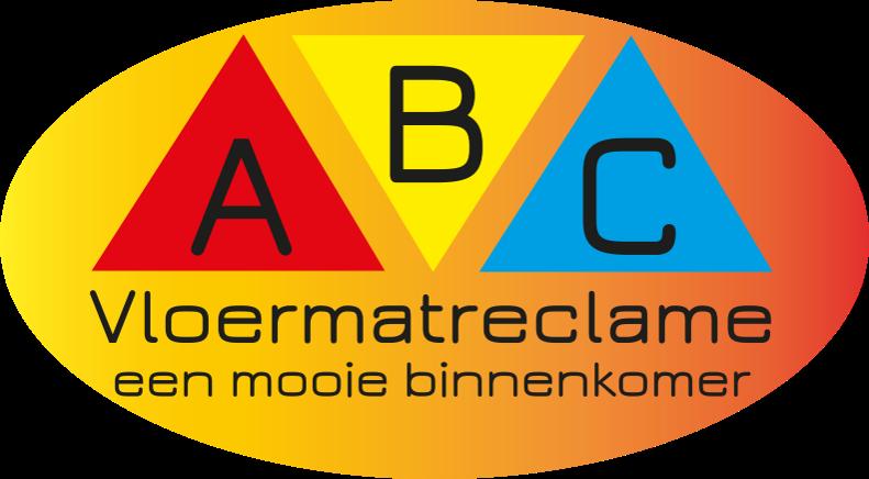 ABC Vloermatreclame