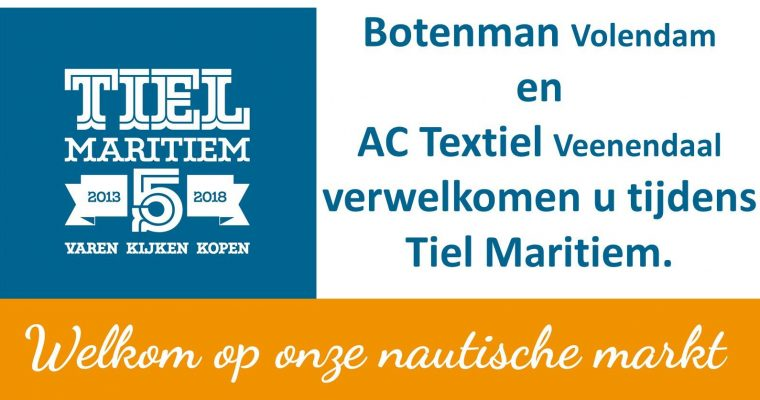 Botenman en AC Textiel
