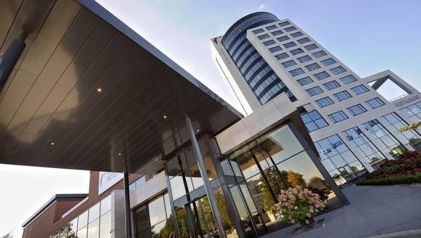 Kom na uw bezoek aan Tiel Maritiem naar Van der Valk Hotel Tiel
